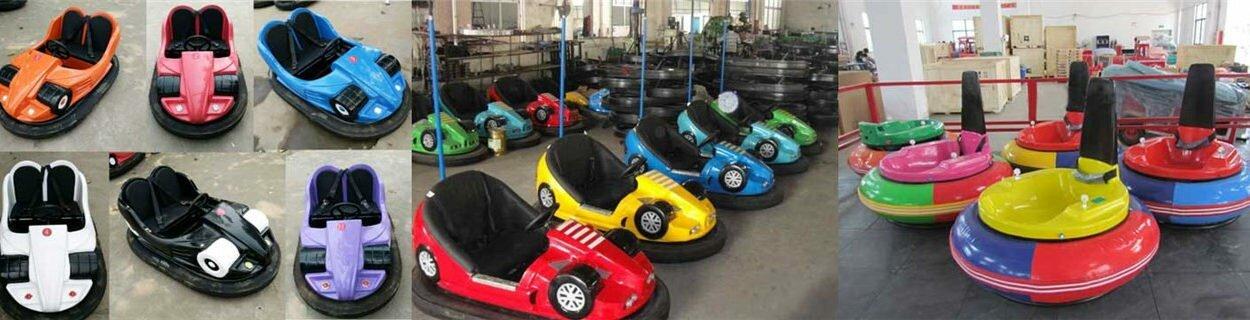 Amusement Park Bumper Cars - Powerlion