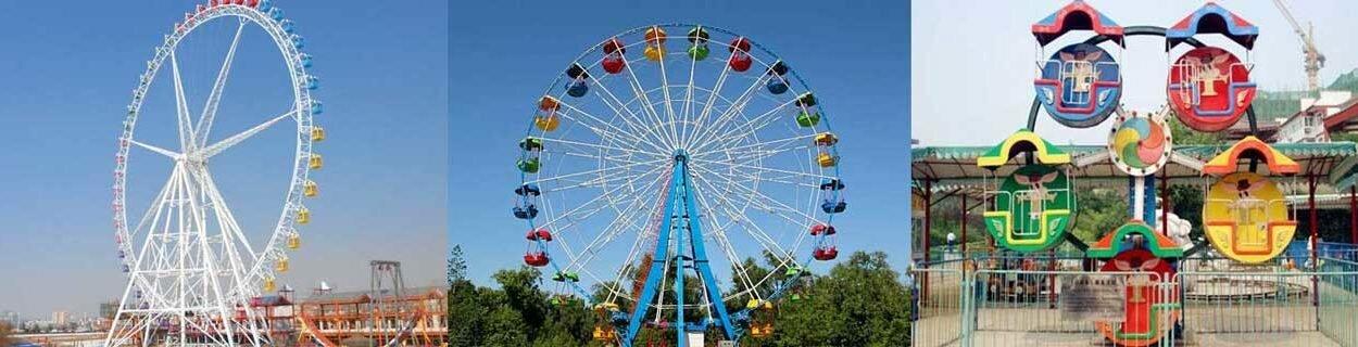 Amusement Park Ferris Wheel Ride For Sale - Powerlion
