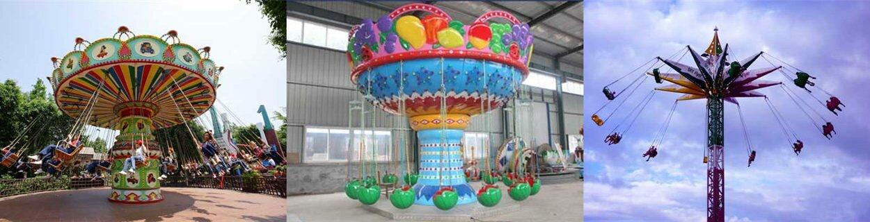 Amusement Park Swing Rides For Sale - Powerlion