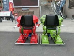 Kids Robot Rides For Sale In Powerlion - Powerlion