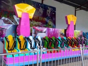 PLMS-12A Miami Funfair Ride For Sale - Powerlion