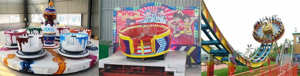 Popular Fairground Rides For Sale In Powerlion Amusement Company