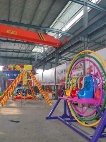 Powerlion Amusement Rides Supplier