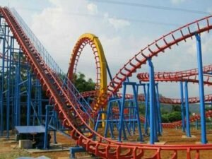 High Quality Roller Coaster Wheels - Powerlion New Roller Coasters For Sale
